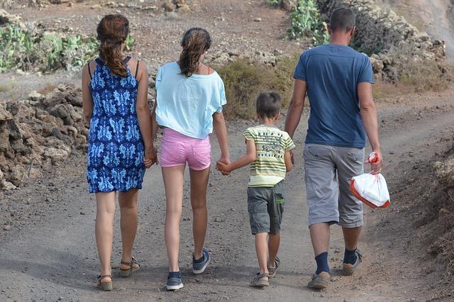 gemengd gezin